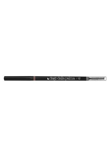 Diego Dalla Palma Diego Dalla Palma H. Precision Brow Pencil Water Resistant-Long Lasting - Kaş Kalemi 12 Kahve